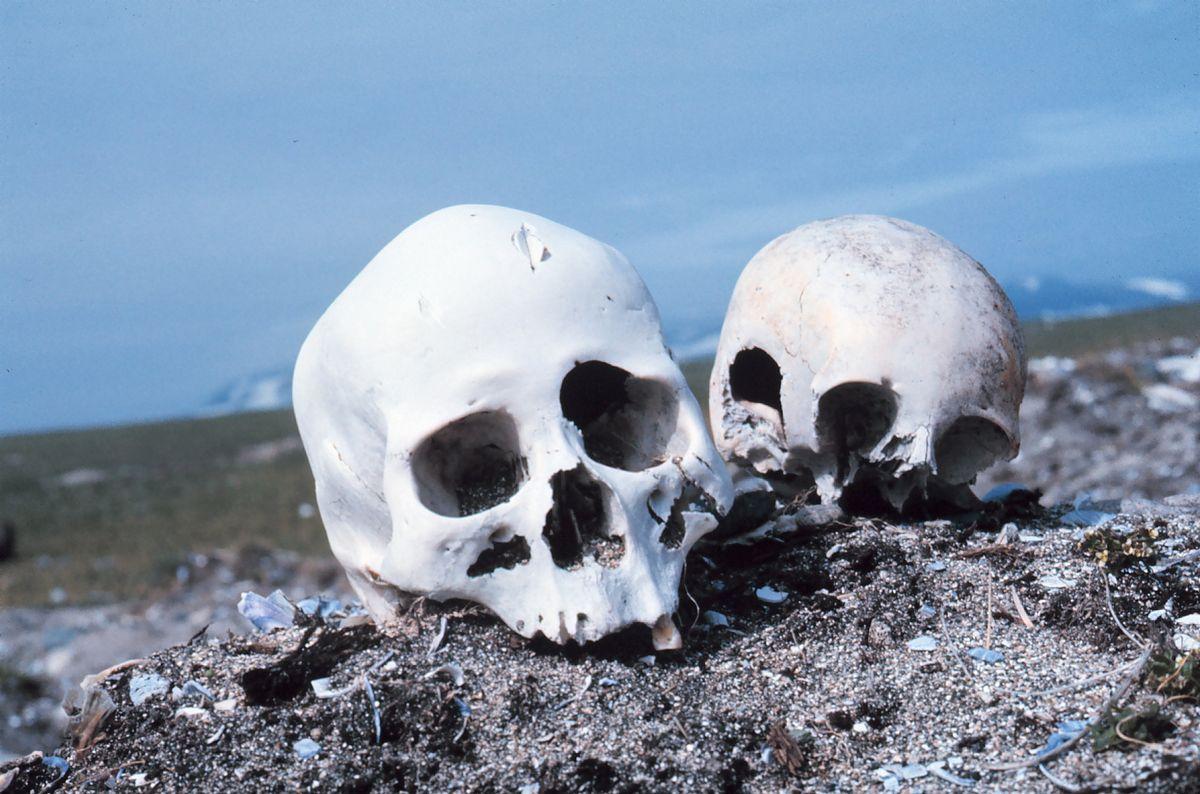 المقابـر الجماعية