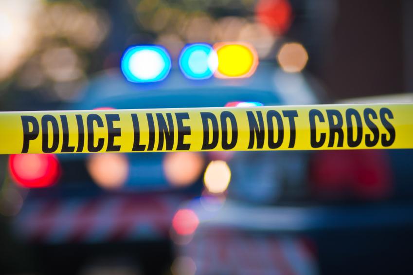 مسرح الجريمة  والأدلة المادية